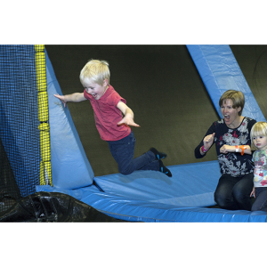 Toddler Time Trampoline Classes @ Jump In