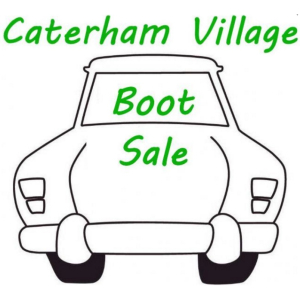 Caterham Village Boot Sale