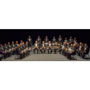 Grimethorpe Colliery Band.