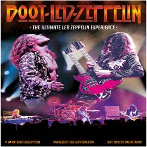 Boot Led Zeppelin 2017