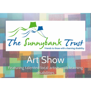 Art Show from local artists with learning disabilities @SunnybankEpsom - #Epsom