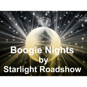 Boogie Nights at Burgess Hall 70's, 80's & 90's Disco July 2017