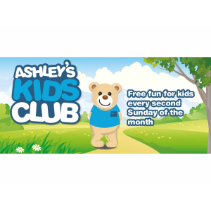 POSTPONED The Ashley Kids Club - Sunday Fun at @Ashley_Centre #Epsom