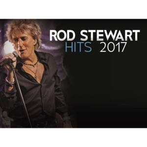 Rod Stewart concert in Shrewsbury