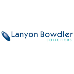 Lanyon Bowdler Solicitors at Staffordshire County Show