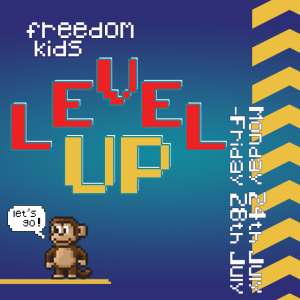 Freedom Kids' Level Up