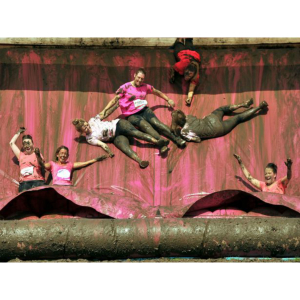 Race for Life: Pretty Muddy Cardiff 10K