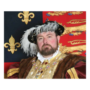 Bourne Hall Museum Club -- An Audience with Henry VIII