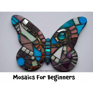 Mosaic for Beginners Workshop -- @TheStitchMouse #Epsom