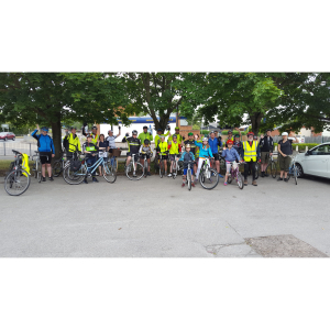 Cycle Rides for All - 'Tour De Lichfield'