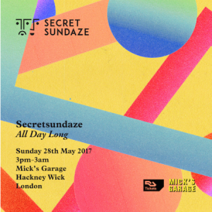 Secretsundaze All Day Long