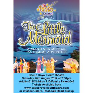 The Little Mermaid - A Brand New Musical Pantomime Adventure