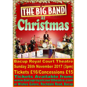 Five Star Swing - The Big Band at Christmas