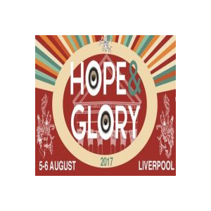 Hope & Glory Festival, Liverpool 2017