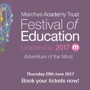 The Marches Festival of Education