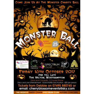 Charity Monster Ball