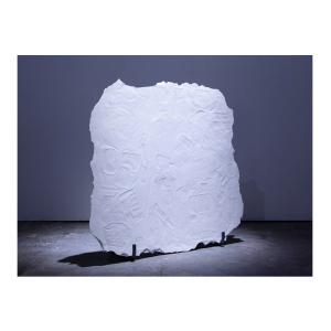 Joanne Masding, Plaster Ghost Finger Cast Exhibition