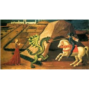 May half term - George and the Dragon