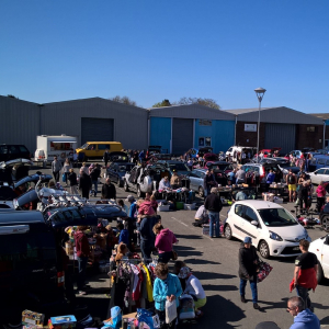 ACTIVE CHARITY CAR BOOT SALE - ALLIANCE CAR PARK