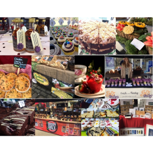 The Makers Market at Sandbach August 2017