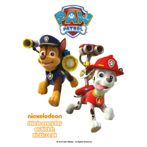 PAW Patrol to the rescue for National Child Safety Week