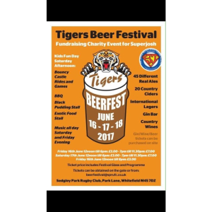Tigers Beer Festival