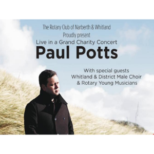 Paul Potts in Concert