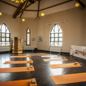 Evening Yoga Classes at The Norwegian  Church