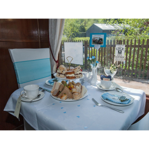 Steam & Cream Tea on The West Somerset Railway