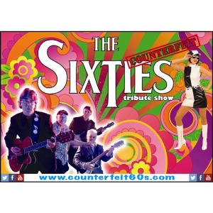 Counterfeit Sixties Show @ Kidderminster Town Hall