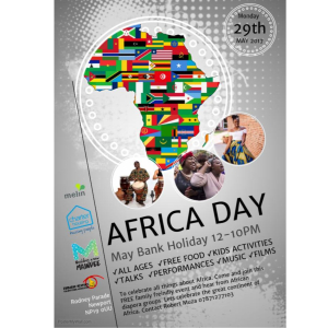 Africa Day - 29th May 2017