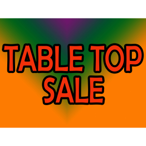 Table top sale St Neots - Saturday 4th November