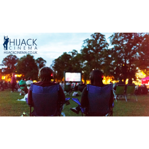 Outdoor Cinema// 10 Things I Hate About You// Jurassic Park