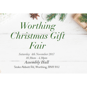 Worthing Christmas Gift Fair