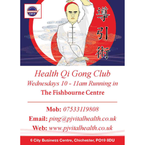 Health Qi Gong Club Chichester