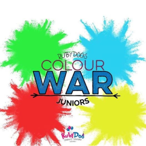 Junior Colour War with Ruby Doo!
