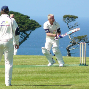 THE LORD'S TAVERNERS SUMMER CRICKET WEEKEND IN HERM