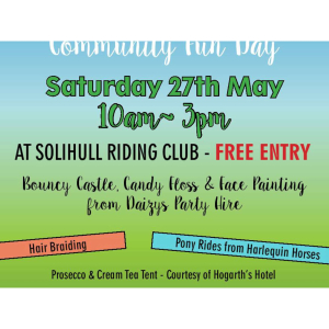 Spring Bank Holiday Community Fun Day