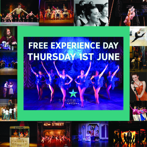 Stageworks Performing Arts Experience Day