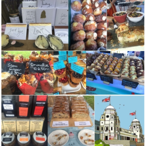 Makers Market in Cheadle Village September 17