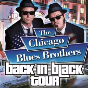 Chicago Blues Brothers Back in Black tour