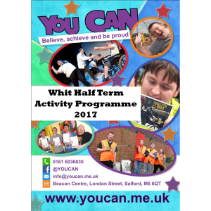 You Can Community Club Half Term Activities - Art Attack Session