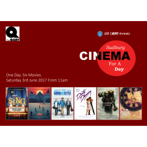 Sudbury Cinema For A Day