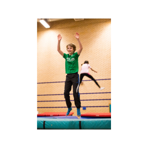 Trampolining Coaching Course at the Burntwood Leisure Centre
