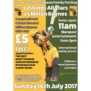 Cricket Family Fun Day
