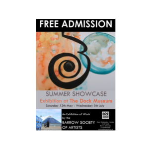 Summer Showcase of Barrow Society of Artists