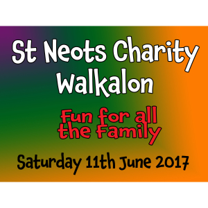 St Neots Charity Walkalon June 2017