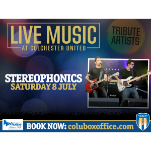 Stereophonics Live Music Tribute Act!