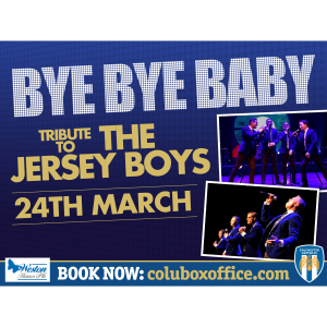 Jersey Boys Tribute!