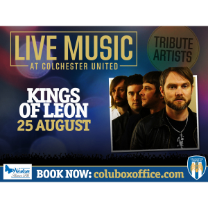 Kings of Leon Live Music Tribute Act!